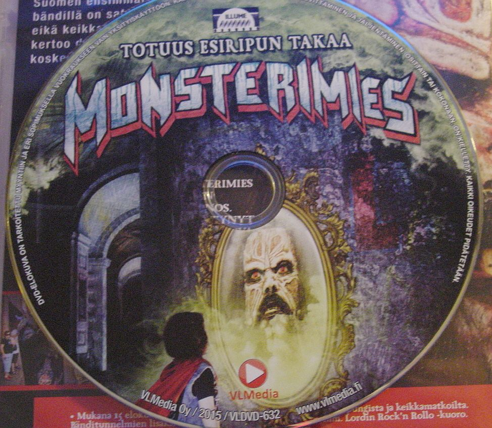 MonsterimiesDVD