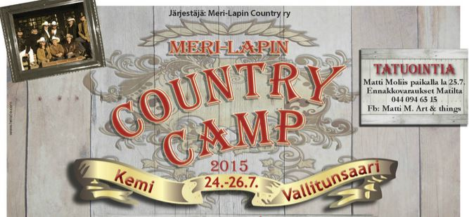 MeriLapin Country